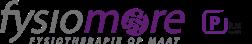FysioMore logo met Plus Audit