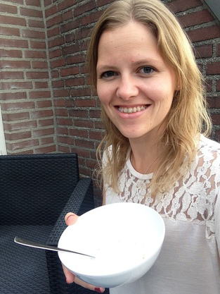 Voedingscoach Lisanne